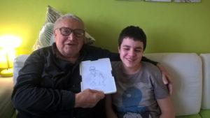 Deda i Leon1